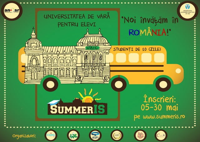 Afis- SummerIS2015
