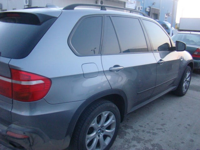 BMW X5 furat din Letonia (1)