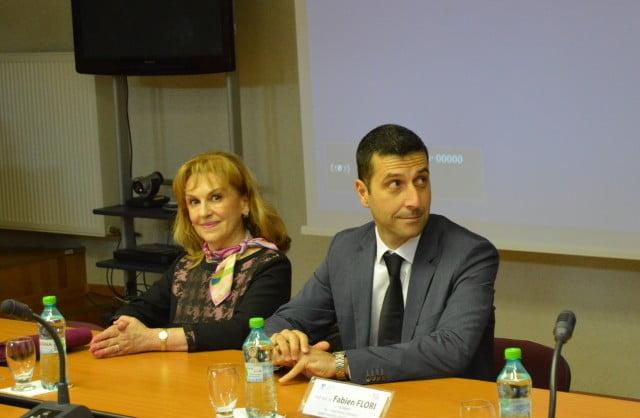 Sanda Maria Ardeleanu  - Fabian Flori