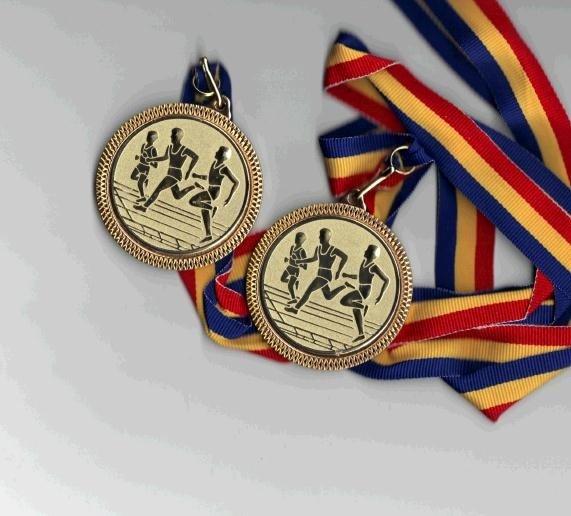 medalie atletism