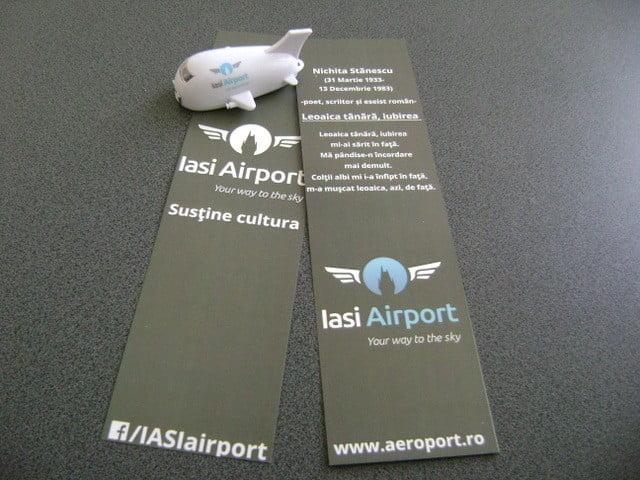 semne de carte nichita stanescu aeroport iasi