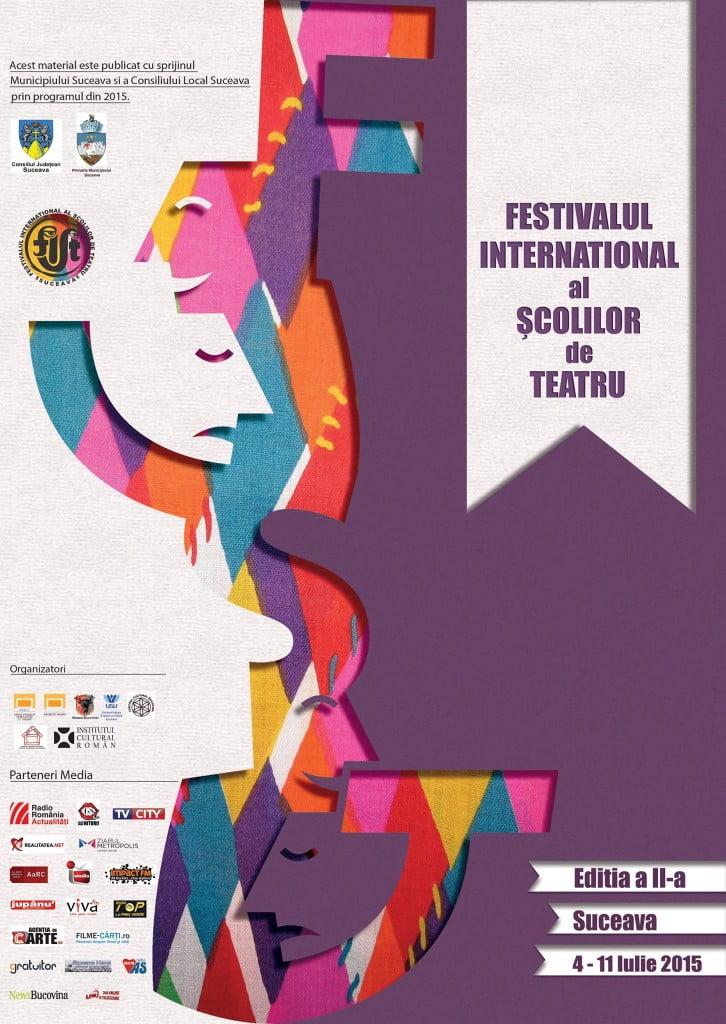 AFIS, FIST Suceava, Editia II, 4-11 iulie 2015
