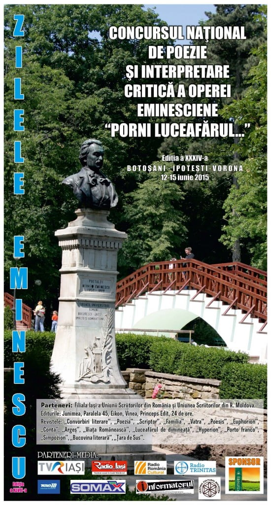 Afis Zilele Eminescu - iunie 2015_Page_1