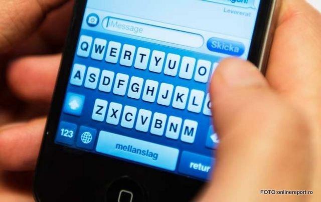 SMS telefon