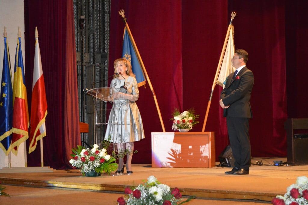 Sanda Maria Ardeleanu uniunea polonezilor din romania 25 de ani (29)