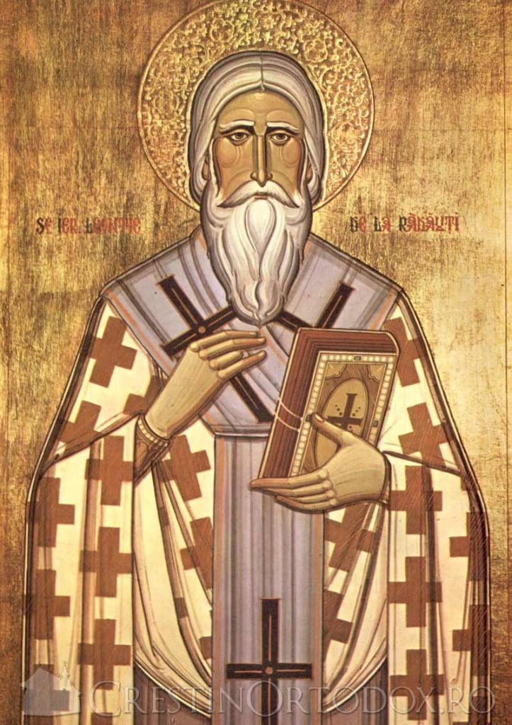Sfantul Ierarh Leontie de la Radauti