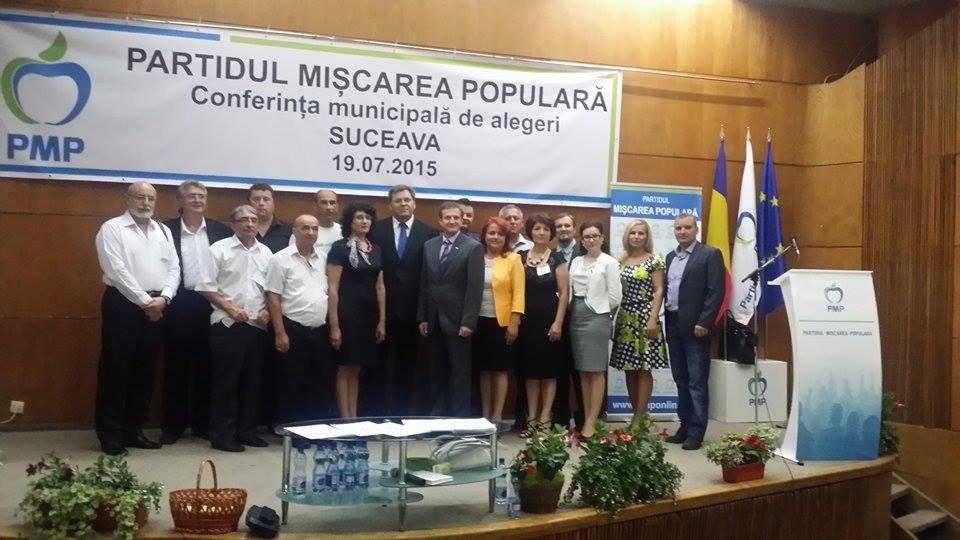echipa PMP Suceava