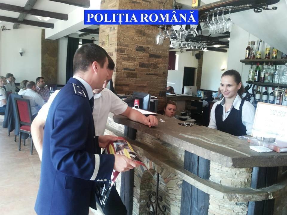 activitati informare personal restaurante si unitati de cazare