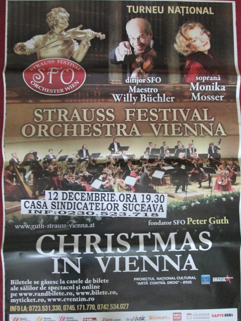 12 dec CHRISTMAS IN VIENNA