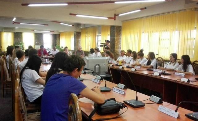 consiliul local al tinerilor