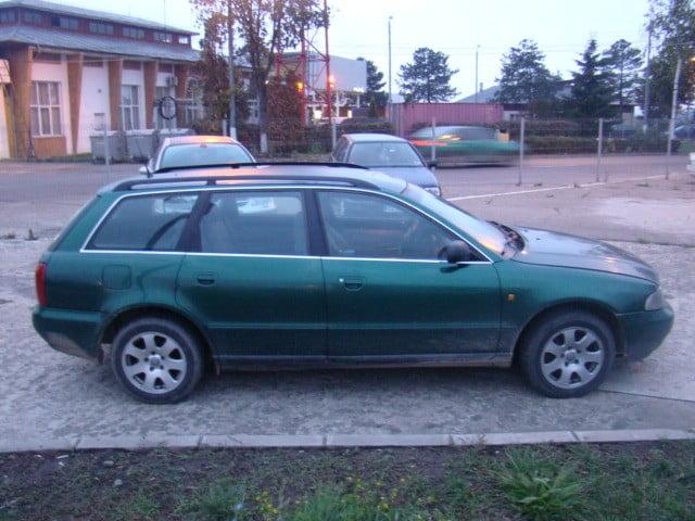 Audi furat din Bulgaria (1)