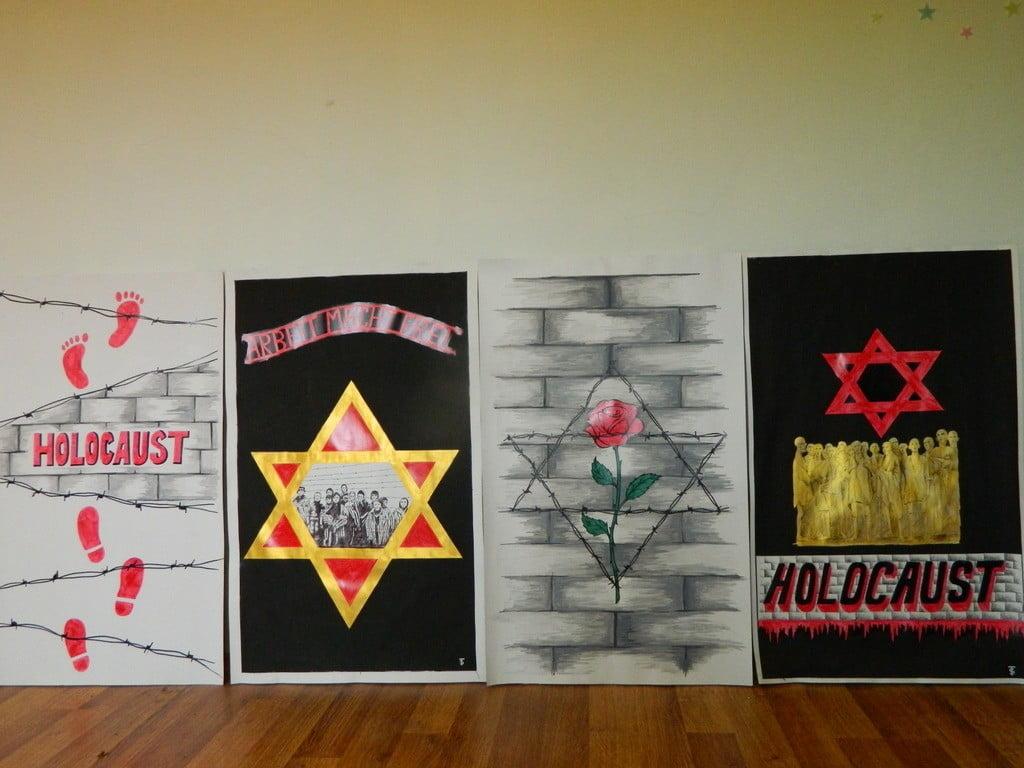 Holocaustul la Liceul Tehnologic Cajvana
