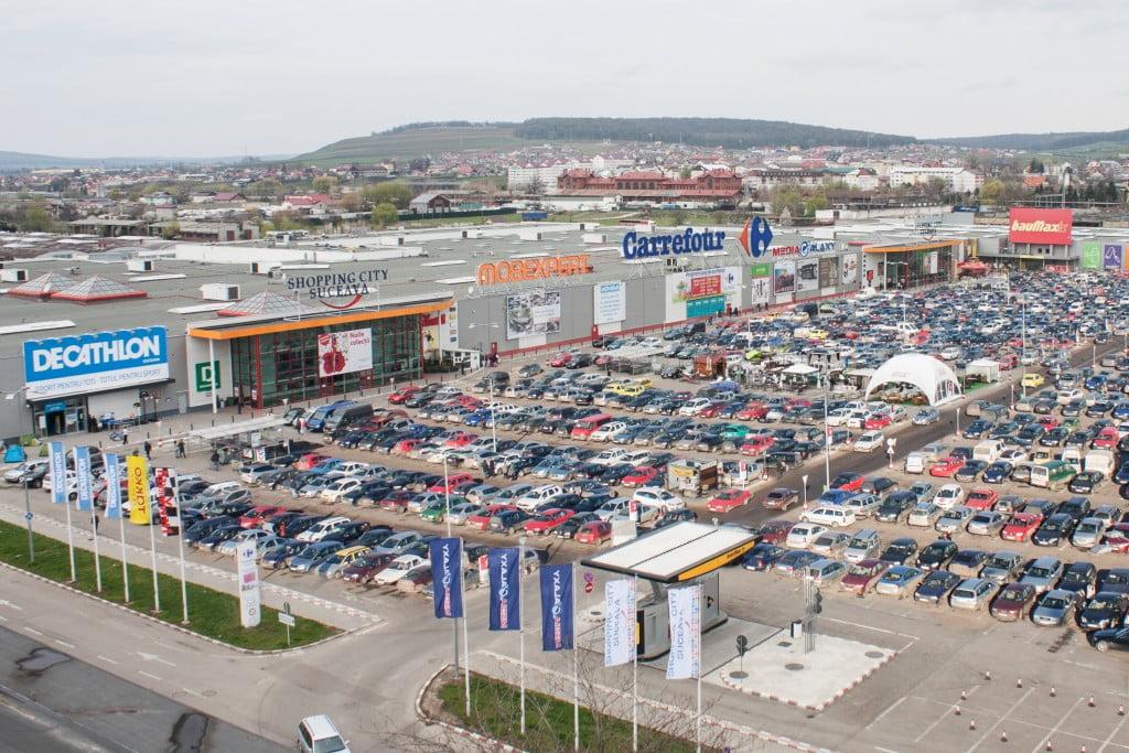 Shopping City Suceava - foto