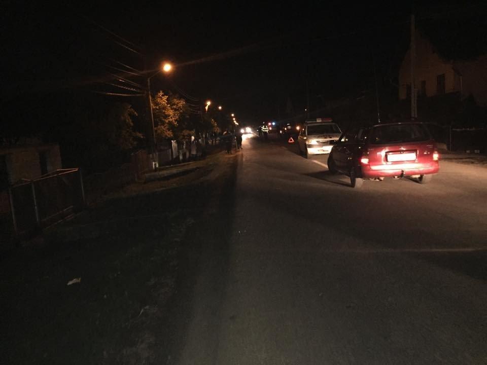 accident noaptea, politie (1)