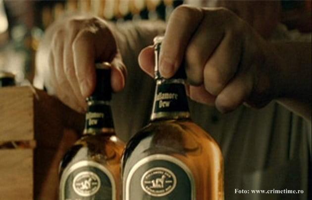 furt-bauturi - sticle