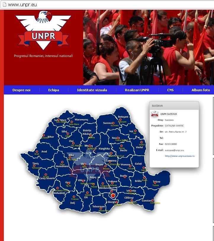 site UNPR