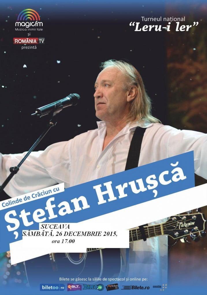 HRUSCA SUCEAVA
