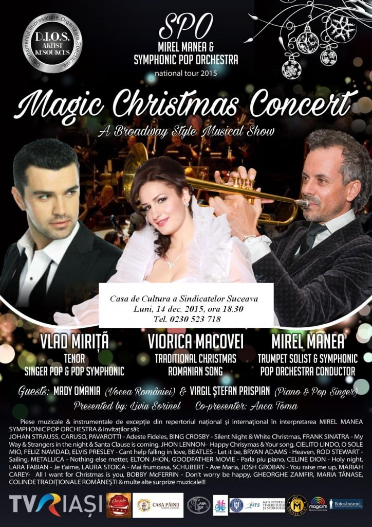 Magic Christmas Concert Suceava
