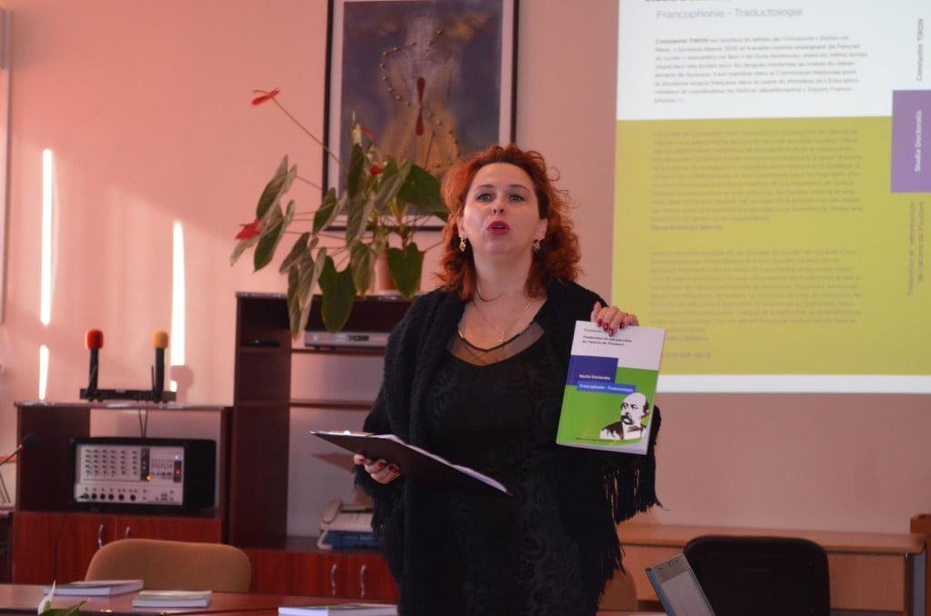 lansare carte Colegiul Alexandru cel Bun Humor