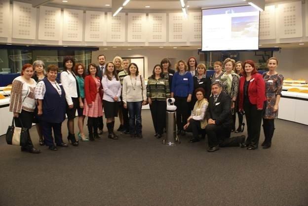 vizita Comisia Europeana Bruxelles (1)