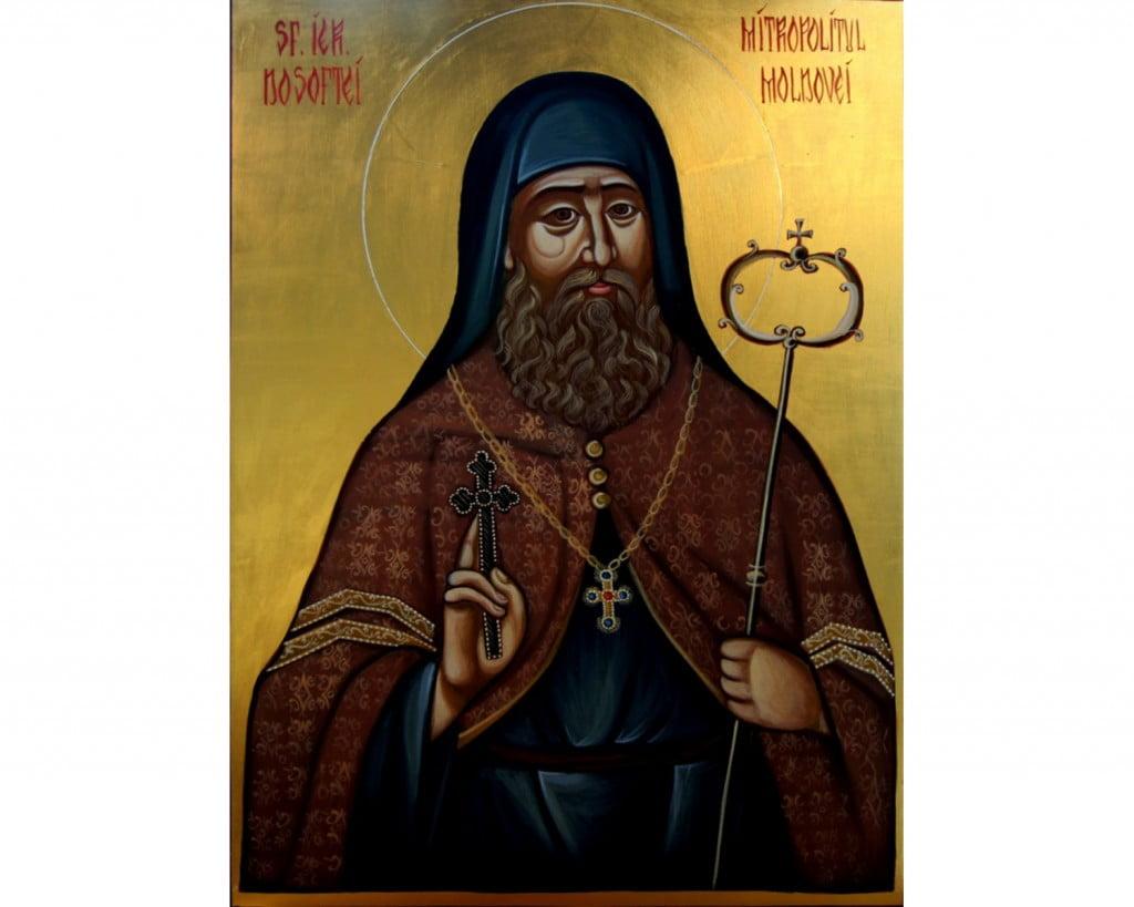 Sf. Mitropolit Dosoftei