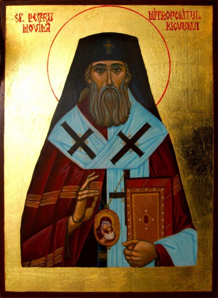 Sfantul Petru Movila - Mitropolitul Kievului