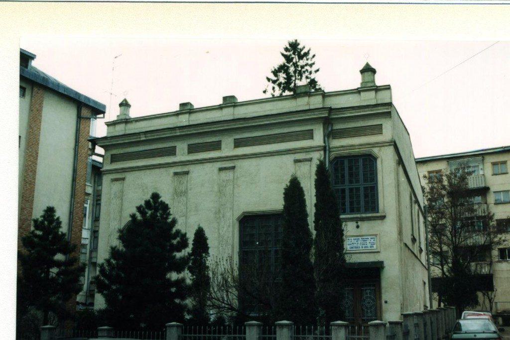 Suceava - Sinagoga Gah str.D. Orciul [aka str IC Firmul] (1870)