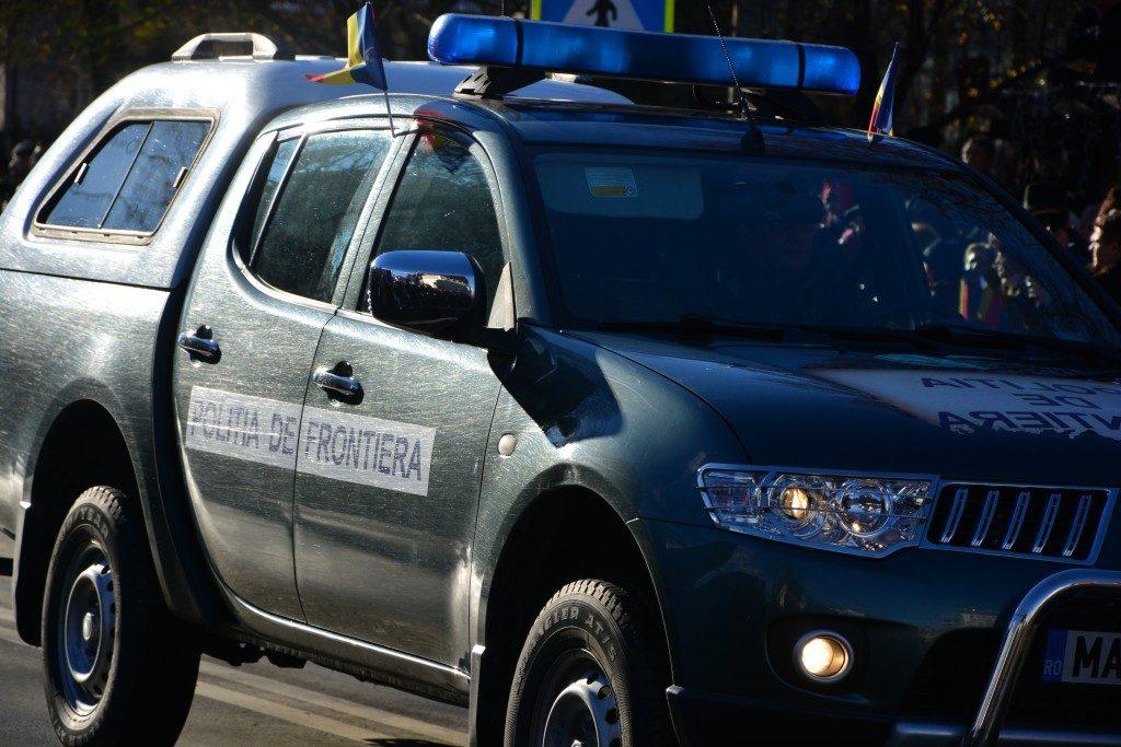 frontiera politie