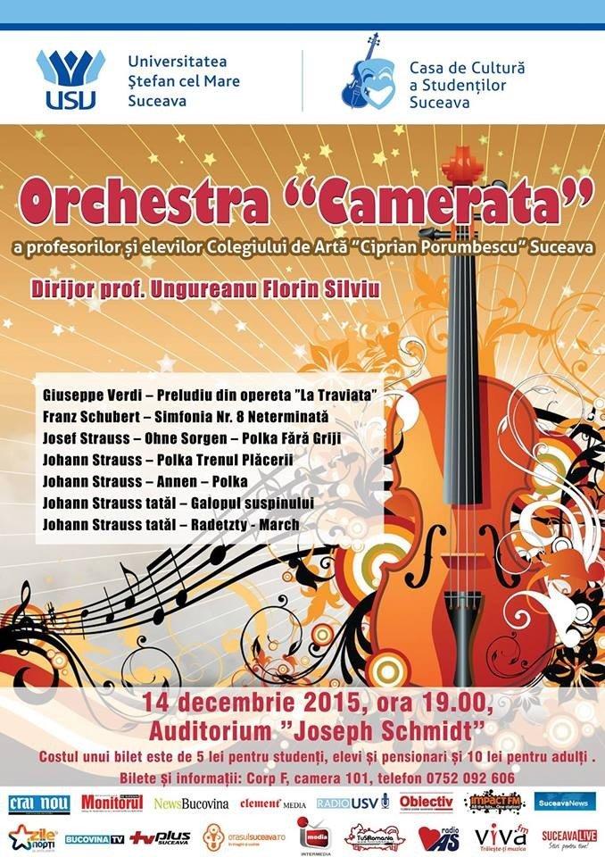 orchestra camerata