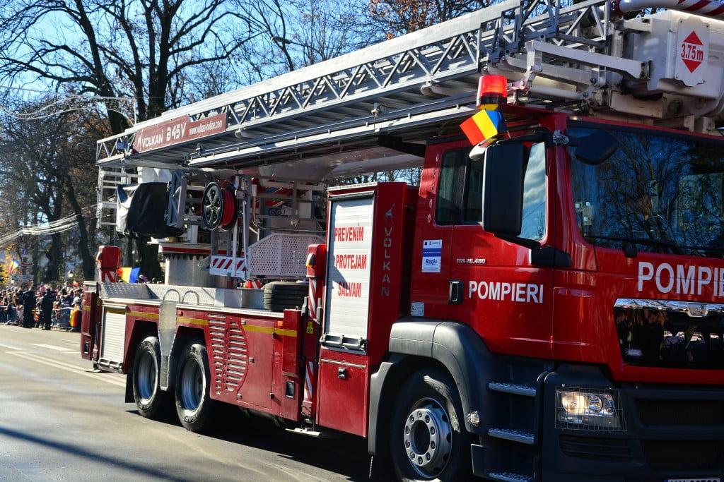 pompieri auto