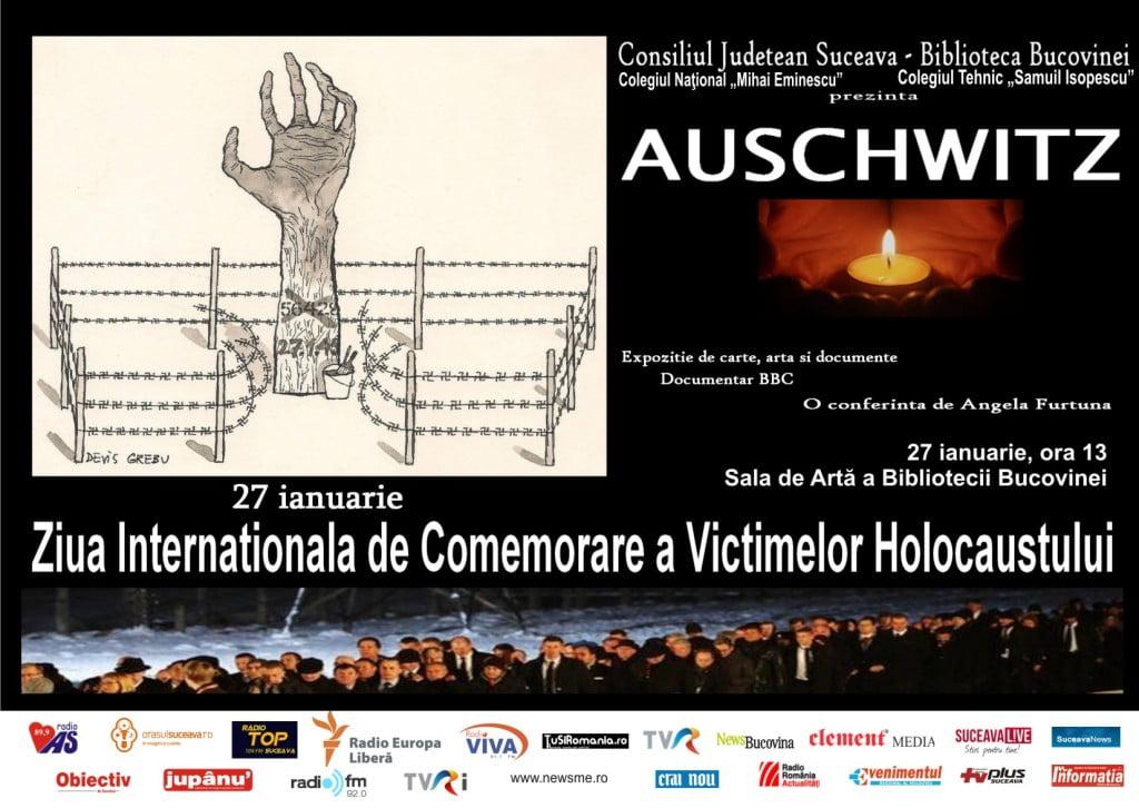 AFIS FINAL ZIUA INTERNATIONALA HOLOCAUST 2016