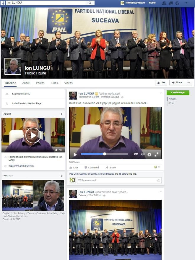 Facebook-Lungu