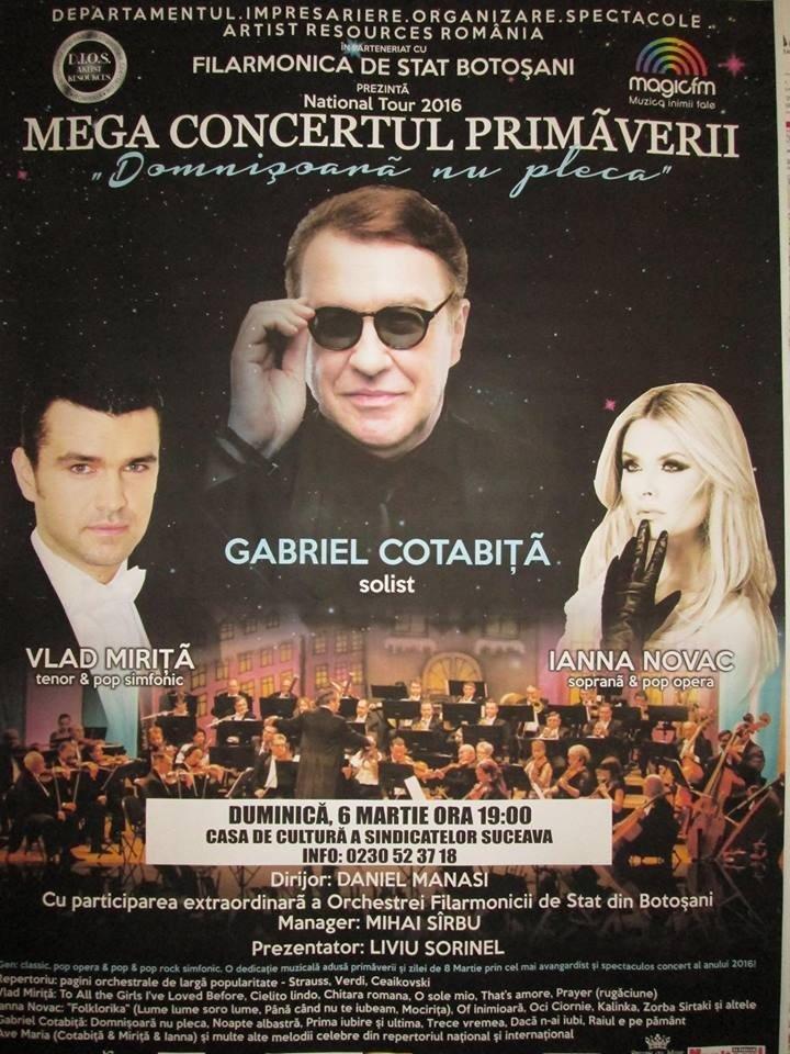 afis concert cotabita