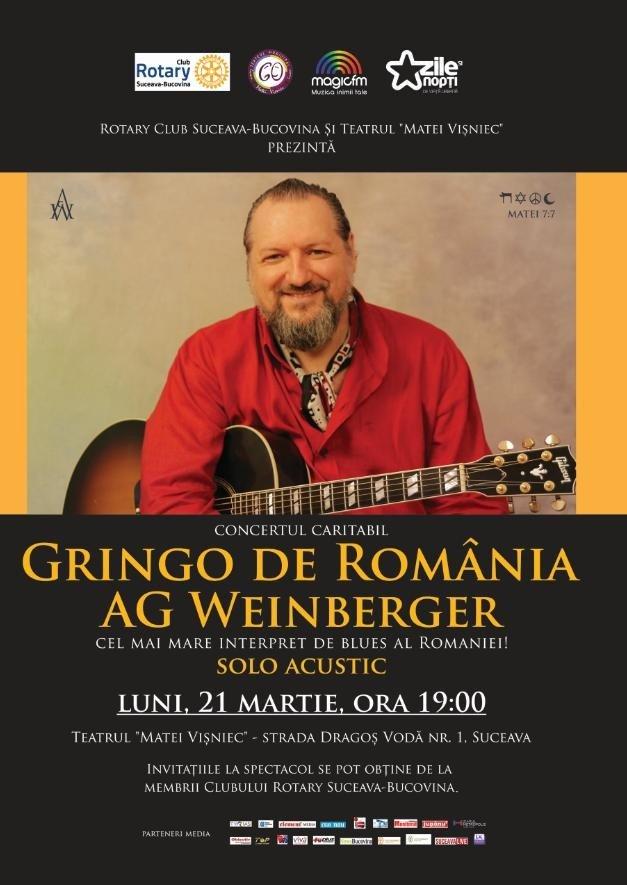 Gringo de Romania