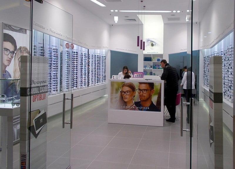 OPTIblu Iulius Mall Suceava