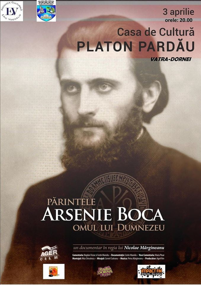 afis documentar arsenie boca