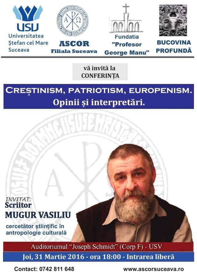 afis-mugur-vasiliu-crestinism-patriotism-europenism-31-mart-2016