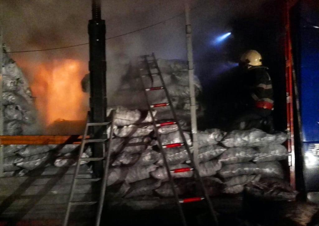 incendiu autotren (1)