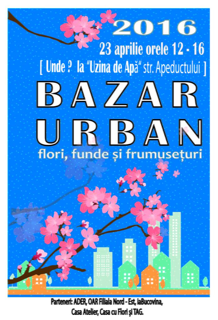 20160419 afis Bazar urban editia 2