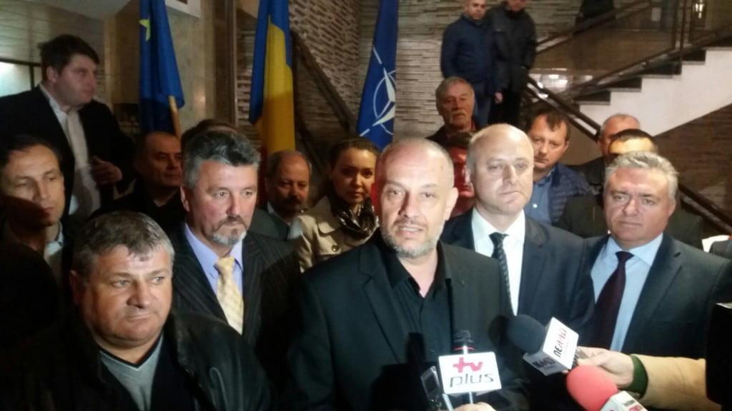 Baisanu si candidatii pentru CL Suceava
