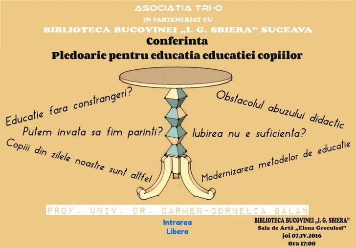 ConferintaEducatie