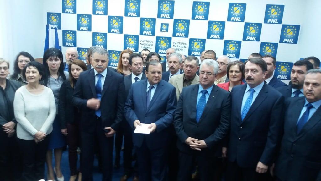 Flutur si candidatii la CJ Suceava