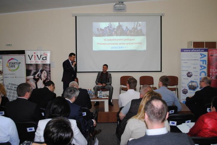 Nicolae Troase Conferinta Afaceri.ro