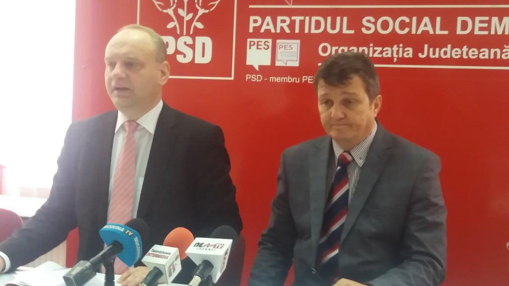 Ovidiu Dontu si Vasile Mocanu
