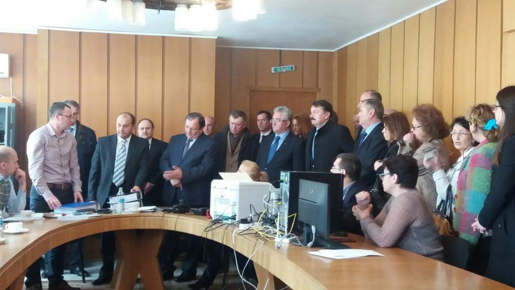 PNL-depunere candidaturi pentru CJ la BEJ Suceava