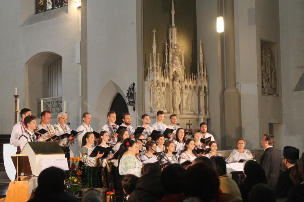 concert Corala Ciprian Porumbescu, in Germania (7)