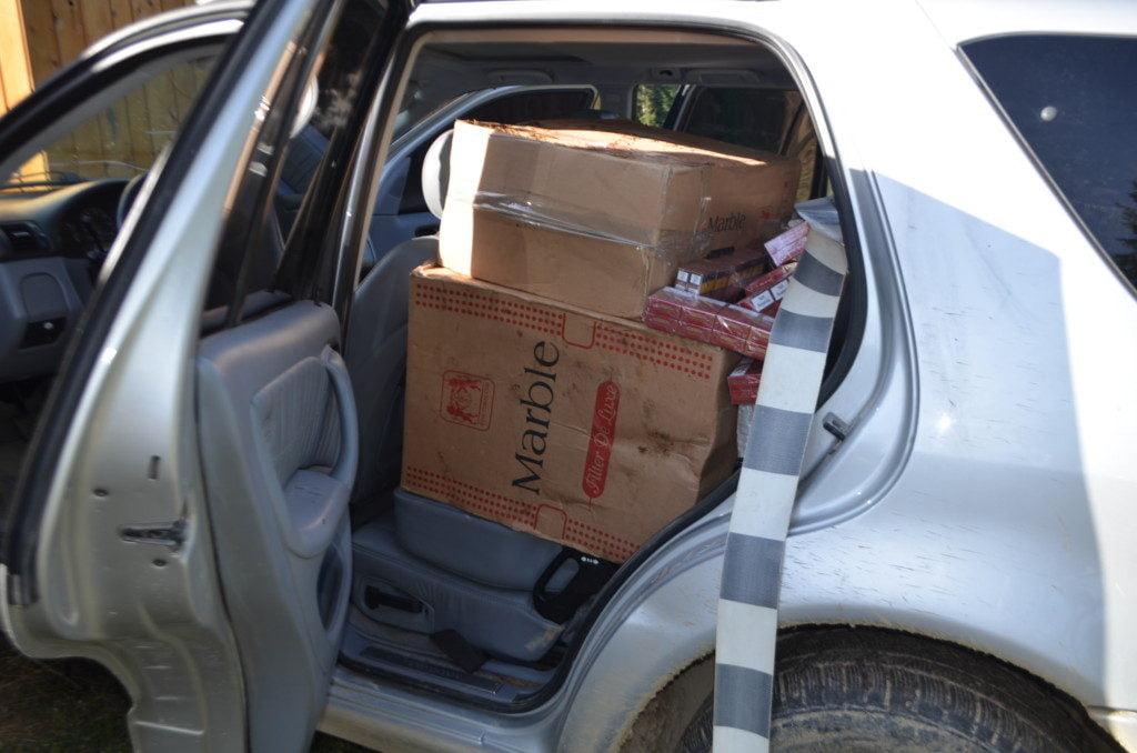 contrabanda masina auto tigari (7)