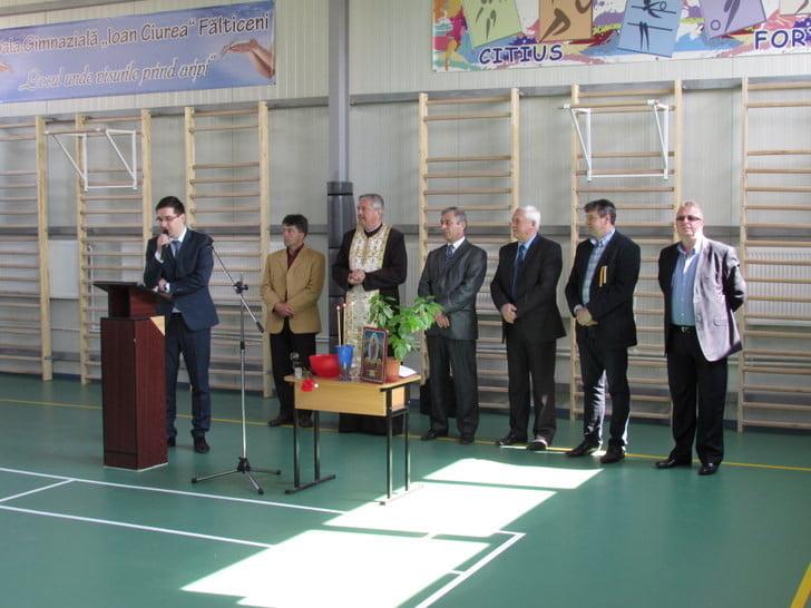inaugurare sala sport Falticeni  Coman, Lazar, Radulescu (3)