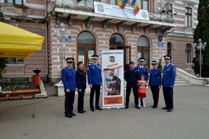 punct info Jandarmi Falticeni