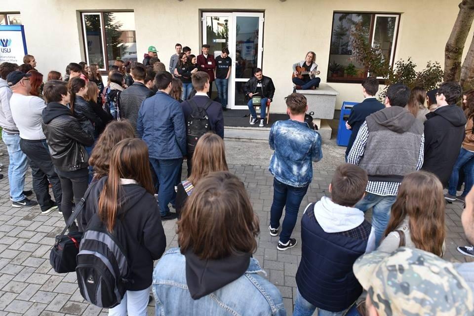 FOTO: Facebook -Casa de Cultură a Studenţilor Suceava